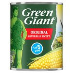 Green Giant Original Sweetcorn (198g)