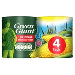 Green Giant Original Sweetcorn (4x198g)