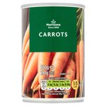 Morrisons Whole Carrots (300g)