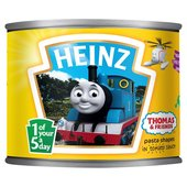 Heinz Thomas The Tank Engine Pasta Shapes