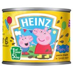 Heinz Peppa Pig Pasta Shapes
