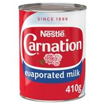 Carnation Topping Evaporated Milk