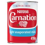 Carnation Topping Light Evaporated Milk
