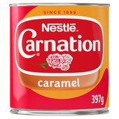 Carnation Cook with Caramel