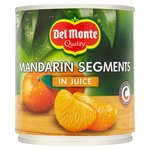 Del Monte Mandarin Oranges Whole Segments in Own Juice (298g)