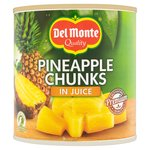 Del Monte Pineapple Chunks In Juice (260g)