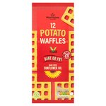 Morrisons Potato Waffles