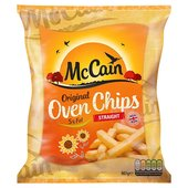 McCain Oven Chips Straight Cut