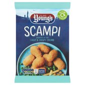 Youngs Breaded Scampi