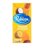 Rubicon Pineapple and Coconut Exotic Blend