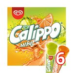 Calippo Mini Orange & Lime Ice Lollies