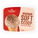 Morrisons Chocolate Ice Cream