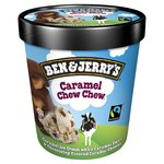 Ben & Jerry's Caramel Chew Chew Ice Cream