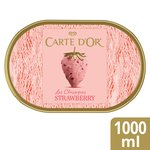 Carte D'Or Strawberry Ice Cream
