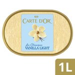Carte D'or Classics Vanilla Light Ice Cream Dessert