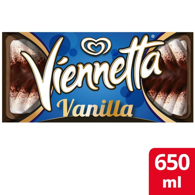 Viennetta Vanilla Ice Cream Dessert