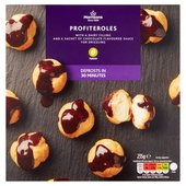 Morrisons Profiteroles 16 Pack