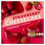 Morrisons Strawberry Cheesecake