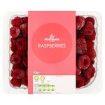 Morrisons Frozen Raspberries