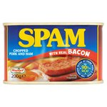 Spam Chopped Pork and Ham with Real Bacon
