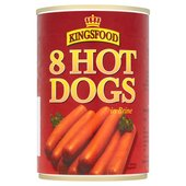 Review Kingsfood Hot Dogs