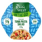 John West Light Lunch Italian Style Tuna Salad