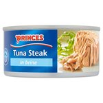Princes Tuna Steak in Brine (185g)