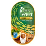 John West Kipper Fillets in Sunflower Oil