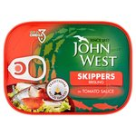 John West Skippers Brisling in Tomato Sauce