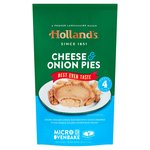 Holland's Cheese & Onion Pies