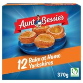 Aunt Bessie's 12 Bake At Home Yorkshires