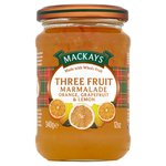 Mackays Three Fruit Marmalade
