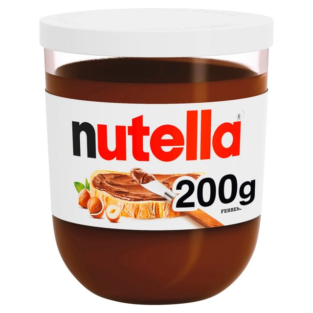 Morrisons: Nutella 200g(Product Information)