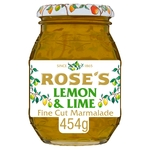 Rose's Lemon & Lime Fine Cut Marmalade