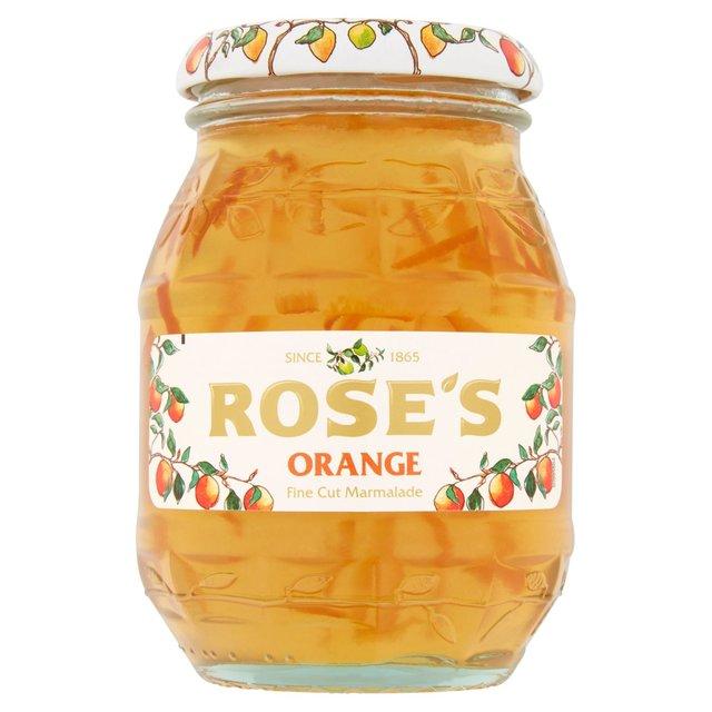 Morrisons: Rose's Orange Marmalade 454g(Product Information)