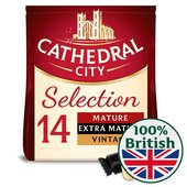 Cathedral City Selections Variety Cheese