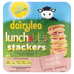 Dairylea Lunchables Ham 'n' Cheese Stackers