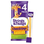 Strings & Things Cheestring Twisted 4 pack