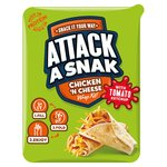 Attack a Snak Chicken Wrap
