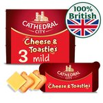 Cathedral City Chedds Cheese & Toasties