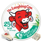 The Laughing Cow Light Triangle with Blue Cheese