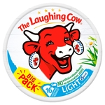 The Laughing Cow Light Cheese Triangles