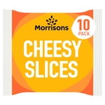 Morrisons Cheese Singles 10 Slices