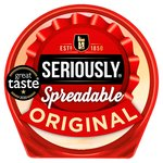 Seriously Spreadable Original Cheese Spread