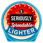 Seriously Spreadable Lighter