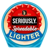 Seriously Spreadable Light Cheese Spread