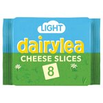 Dairylea Light Cheese 8 Slices
