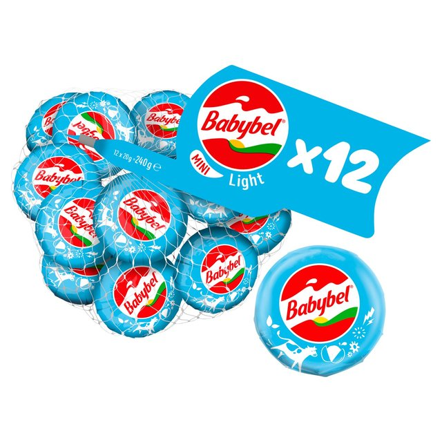 High Quality Mini Babybel Light Family Pack Ideas