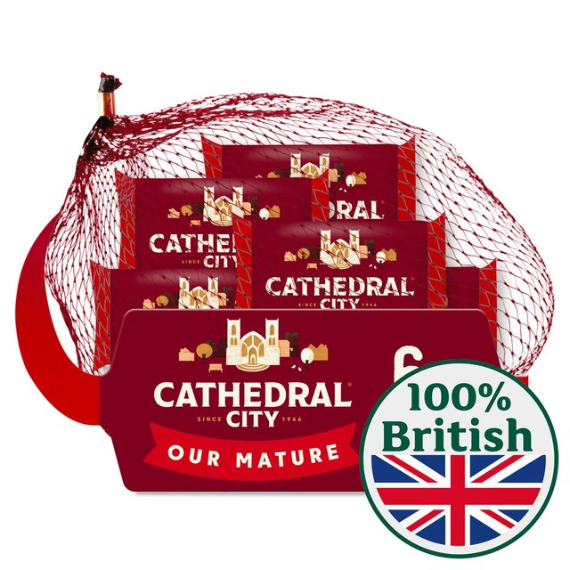 Cathedral City Mini Mature Cheeses