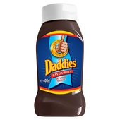 Daddies Favourite Brown Sauce
